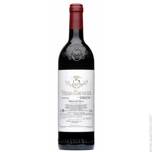 Vega Sicilia is a collector favorite
