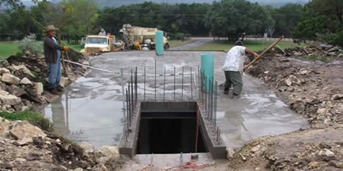lay-concrete