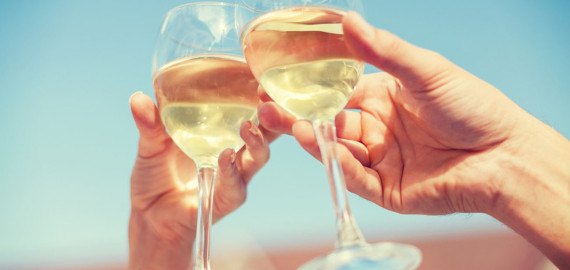 The secret to happy marriage? Drink more wine.