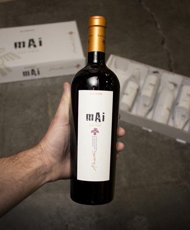 This Kaiken Mai Malbec shows off the sort of 97-point high end Malbec is possible.