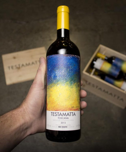 Testamatta is a collector's dream, and a pure scintillating expression of 100% Sangiovese.