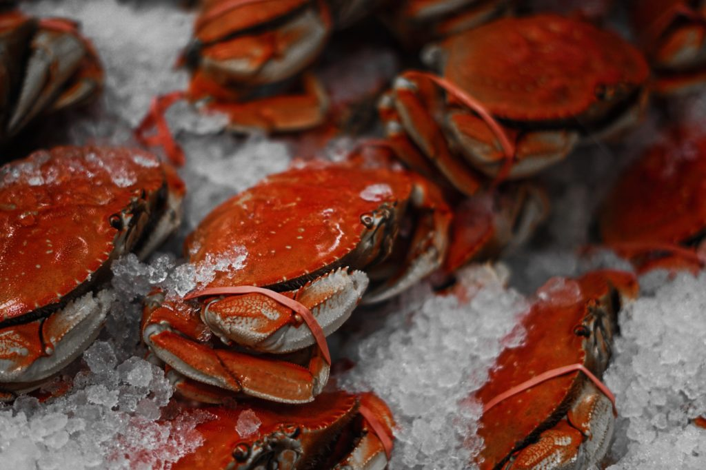 Winter wine and food pairings: Dungeness crab to pair with Chardonnay