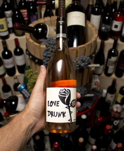 Love Drunk Rose (Mouton Noir) 2012