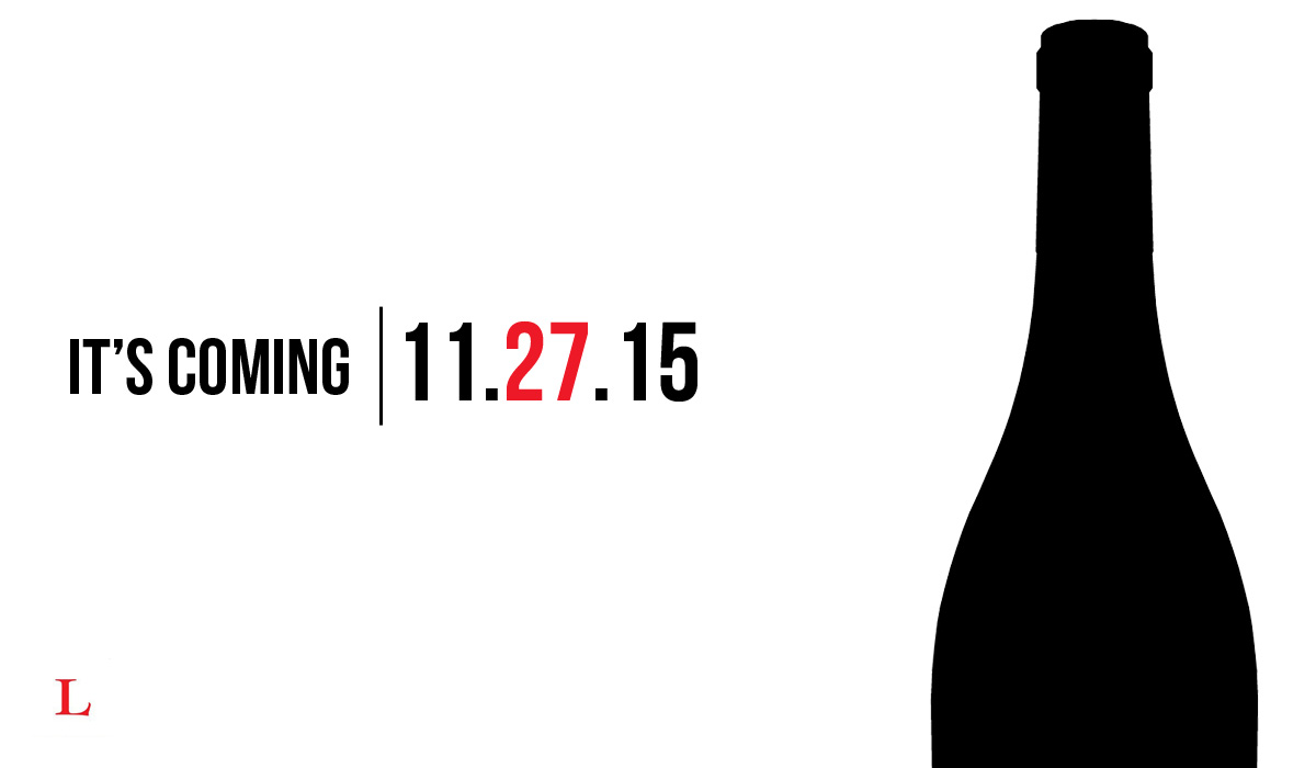 The Black Friday Wine Sale is Coming