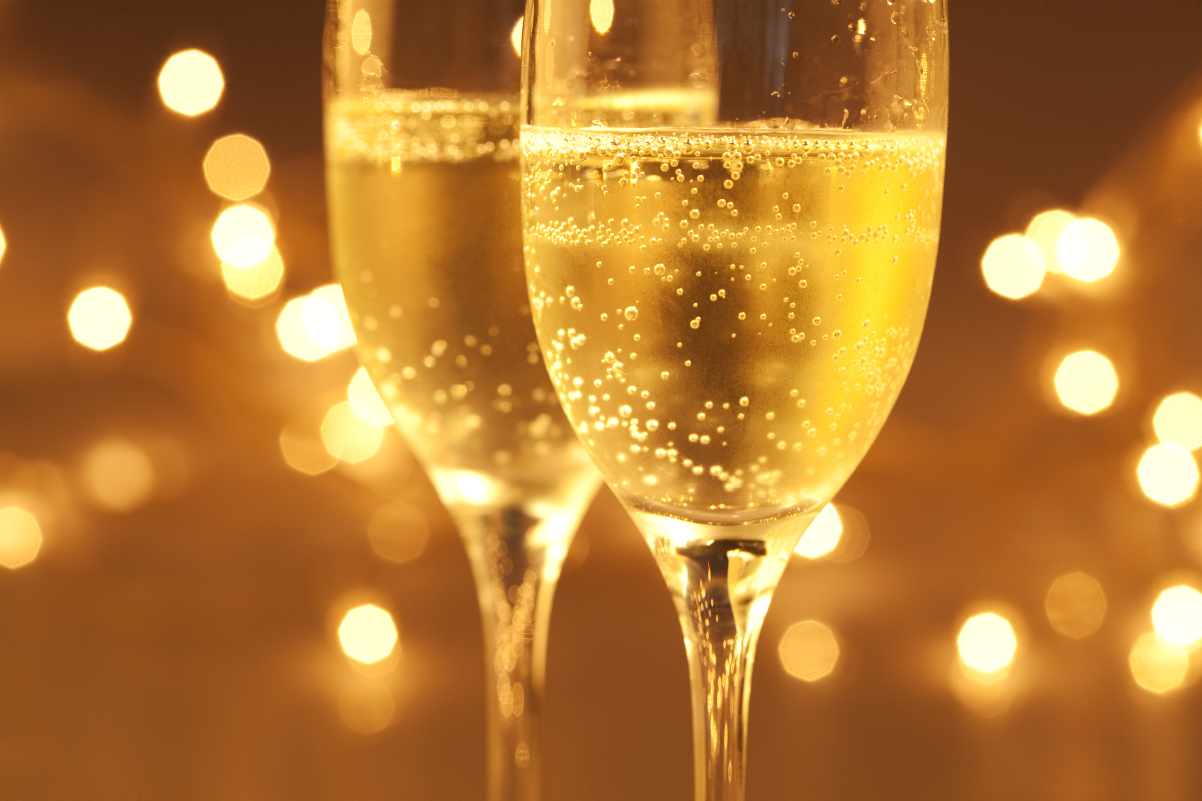 Drinking Bubbly Can Boost Your Brain Power