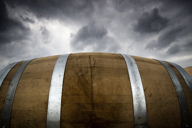 The importance of oak, and its dramatic effects on wine