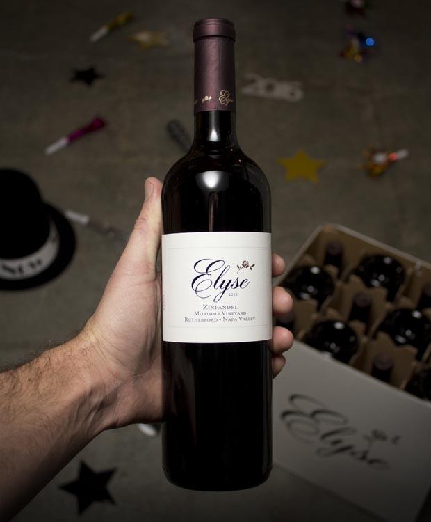 Elyse Winery is a hidden little gem among giants