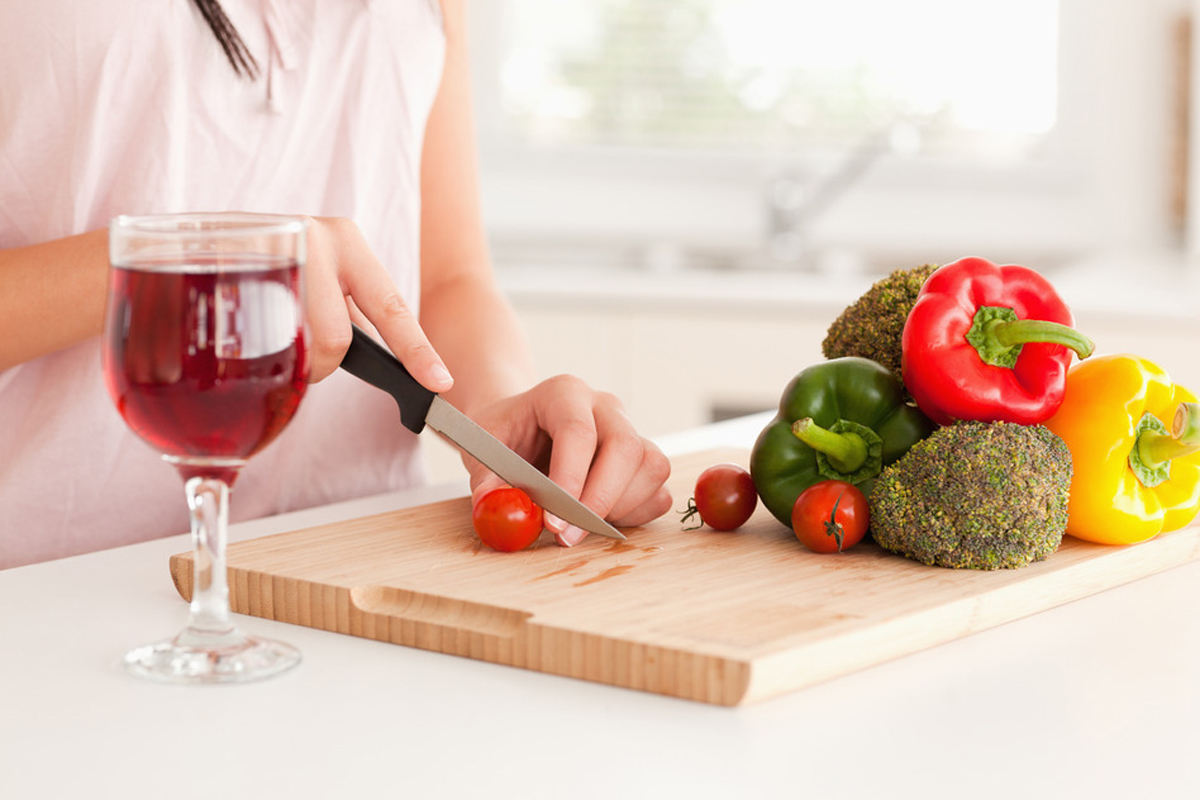 5 tasty recipes with wine (so you can drink more wine)