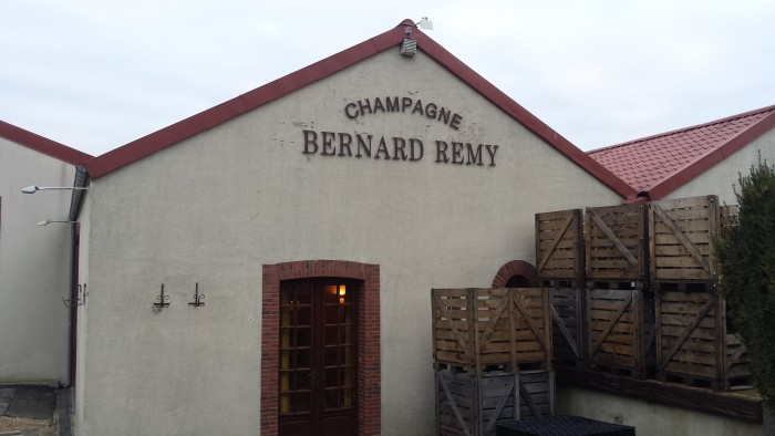 Bernard Remy's Humble Roots Yield Outstanding Champagne
