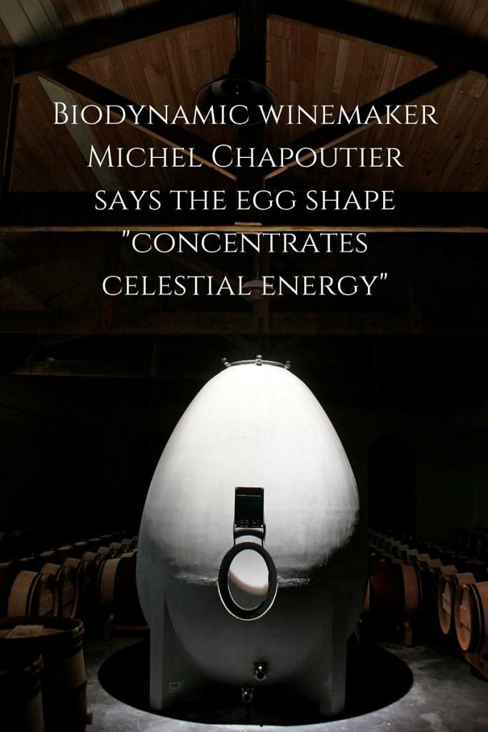 Biodynamic winemaker Michel