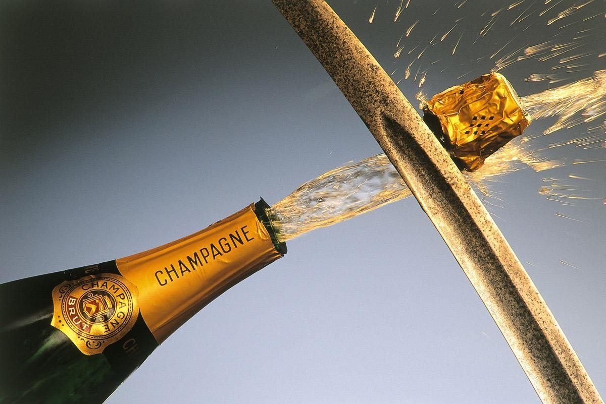 The ultimate guide to sabering champagne
