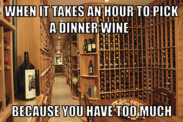 hour to find wine meme