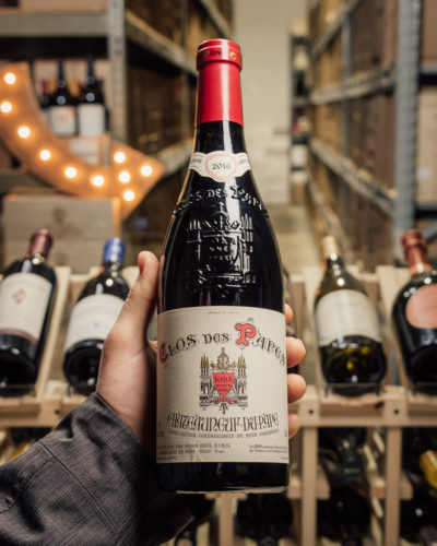Clos des Papes is arguably one of the finest examples around.