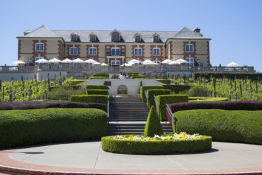 Domaine Carneros California Sparkling Winery