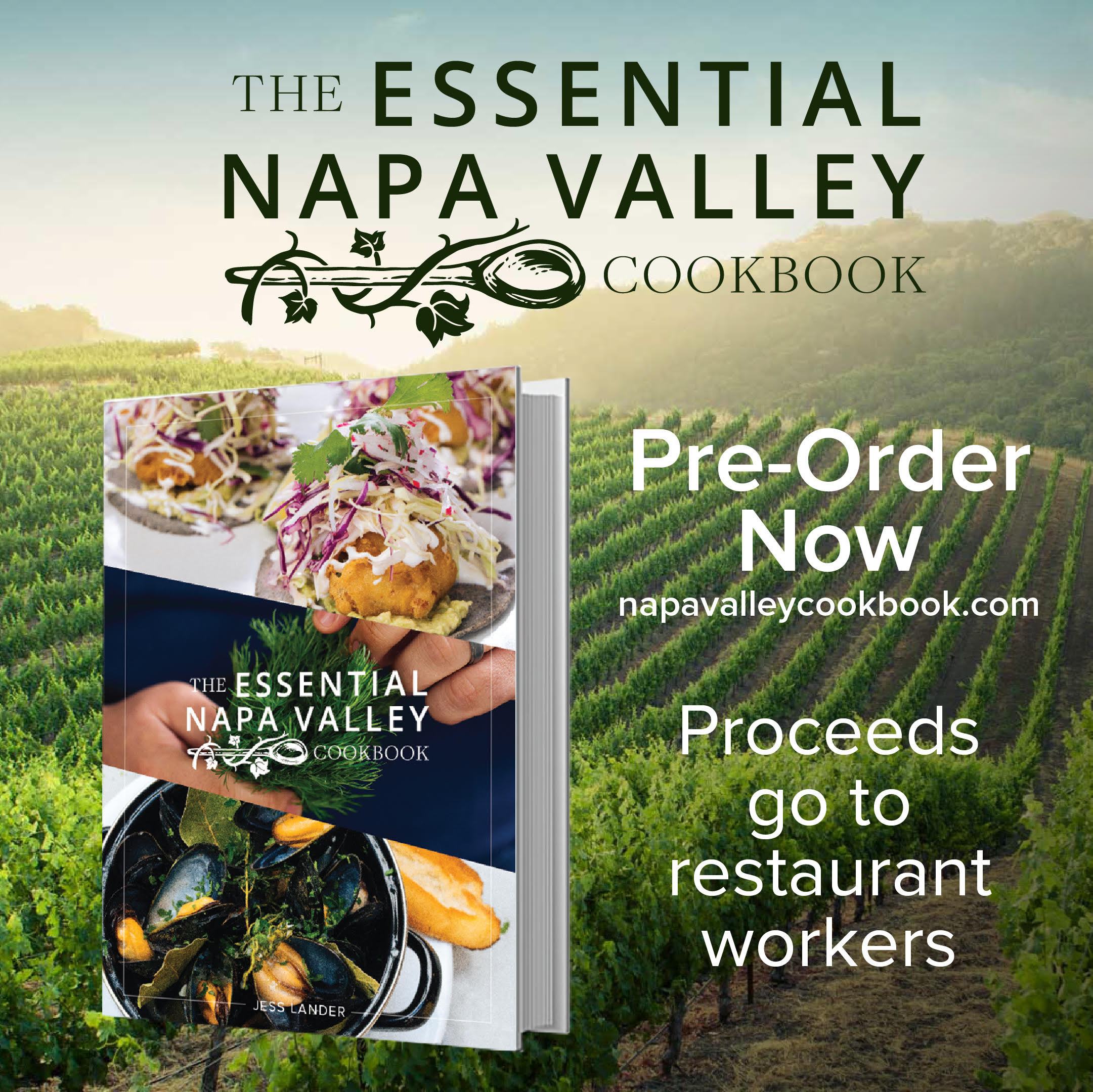 Why You Need The Essential Napa Valley Cookbook