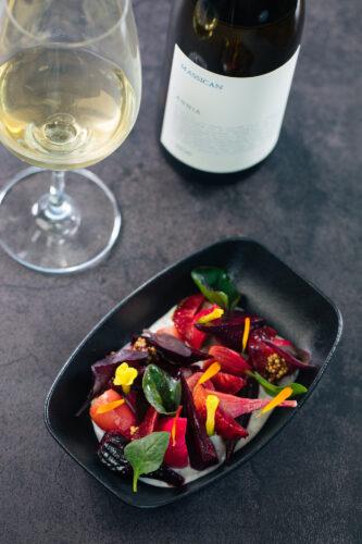 Press Restaurant Beet Salad